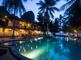 Sand Sea Resort, Railay