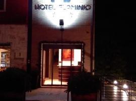 Hotel Flaminio Tavernelle, Serrungarina