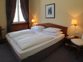 Hotel zum Erbprinzen, Schwetzingen