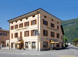 Hotel Svizzero, Capolago
