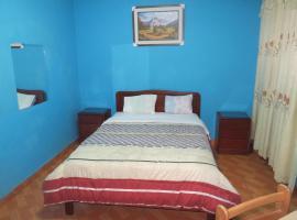 Hotel Sol Y Luna, Trujillo
