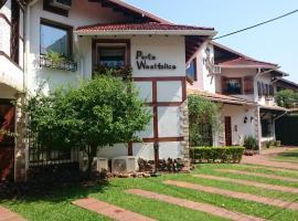 Apart Hotel Porta Westfalica, Asuncion