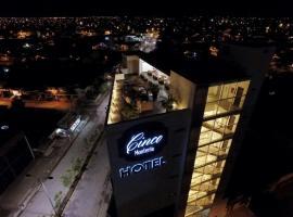 Hotel Cinco Monteria, Montería