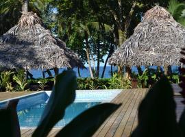 Island Plantation, Bocas Town