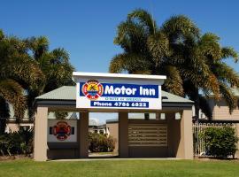 Port Denison Motor Inn, Bowen