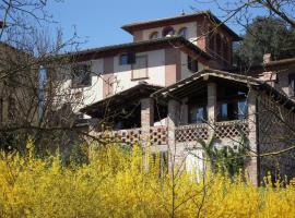 Villa Caprera, Siena