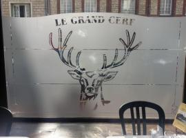Hostellerie Du Grand Cerf, Neufchâtel-en-Bray