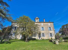 Manor house Heart of Luberon, Bonnieux