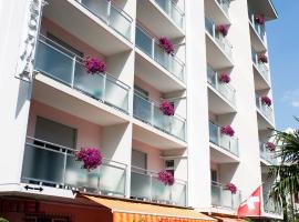 Hotel Dischma, Lugano
