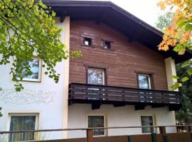 Ferienhaus St. Lucas, Längenfeld