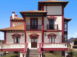 Chalet Barrio San Pelayo, Bárcena de Cicero