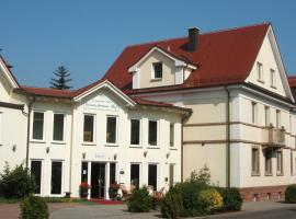 Hotel Germersheimer Hof, Germersheim
