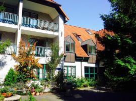 Hotel An den Bleichen, Stralsund