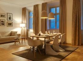 Park Residence Apartments, Bolzano