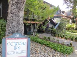 Cowper Inn, Palo Alto