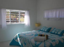 Rosian's House, Rarotonga