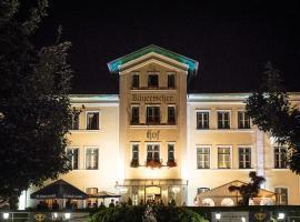 Hotel Bayerischer Hof, Starnberg