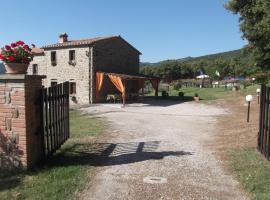 Agriturismo la Coccinella, Poggioni