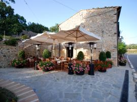 Locanda All'Andreas, Montemerano