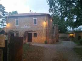 Agriturismo Torrenieri, Pienza