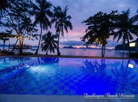 Doublegem Beach Resort and Hotel, El Nido