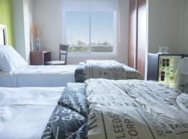 Park View Hotel & Residences, Campana