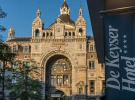 De Keyser Hotel, Antwerpen