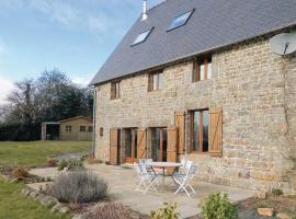 Holiday Home Le Gue-Angeray, Sourdeval
