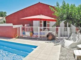 Holiday home Bis rte de Belarga, Plaissan