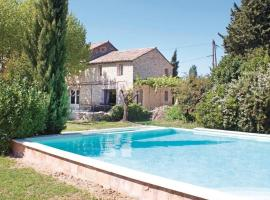 Holiday home Lagnes 14 with Outdoor Swimmingpool, Lagnes