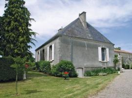 Holiday Home Le Manoir, La Mothe-Achard