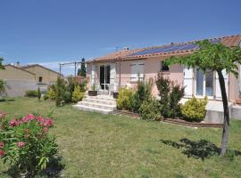 Holiday home Morieres Les Avignon GH-943