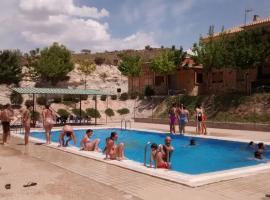 Albergue juvenil El Rellano, La Garapacha