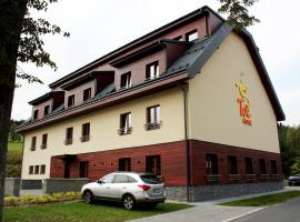 Hotel Toč, Lipova Lazne