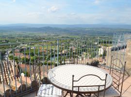 Hôtel Restaurant Panoramique César, Bonnieux