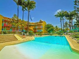 Canella Beach Hotel, Le Gosier