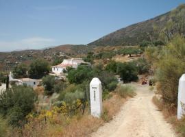 Casa Los Rubios, Canillas de Aceituno
