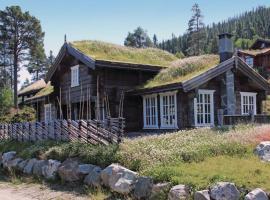 Holiday home Nore Uvdal Uvdal Alpinsenter Ekornstien, Sønstebø