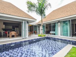 BYG Areca Private Pool Villa, Bang Tao