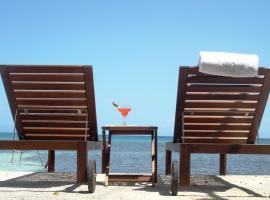 Cayo Arena Beach Eco-Hotel, Punta Rucia