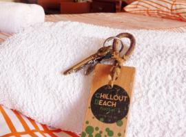 Chillout Beach Hostel, Atouguia da Baleia
