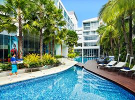 Hotel Baraquda Pattaya MGallery Collection
