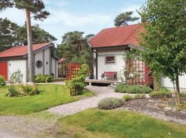 Holiday home Nätvägen Åhus