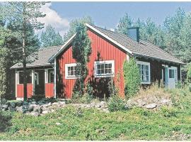 Holiday home Hus Ekebo Linneryd, Linneryd