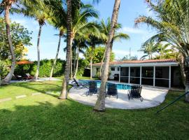 Oasis Villa, Bay Harbor Islands