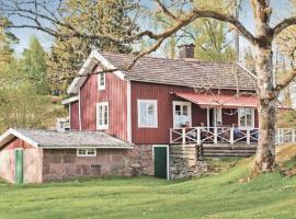 Holiday home Buaholmsvägen Sjövik, Sjövik