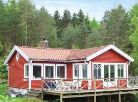 Holiday home Rödvägen Fagerfjäll, Tyfta