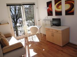 Jarre-Apartment, Hamburg