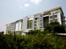 Hotel Dafam Fortuna Seturan, Yogyakarta
