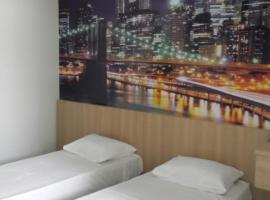 Hotel Segredos, Guaruljos